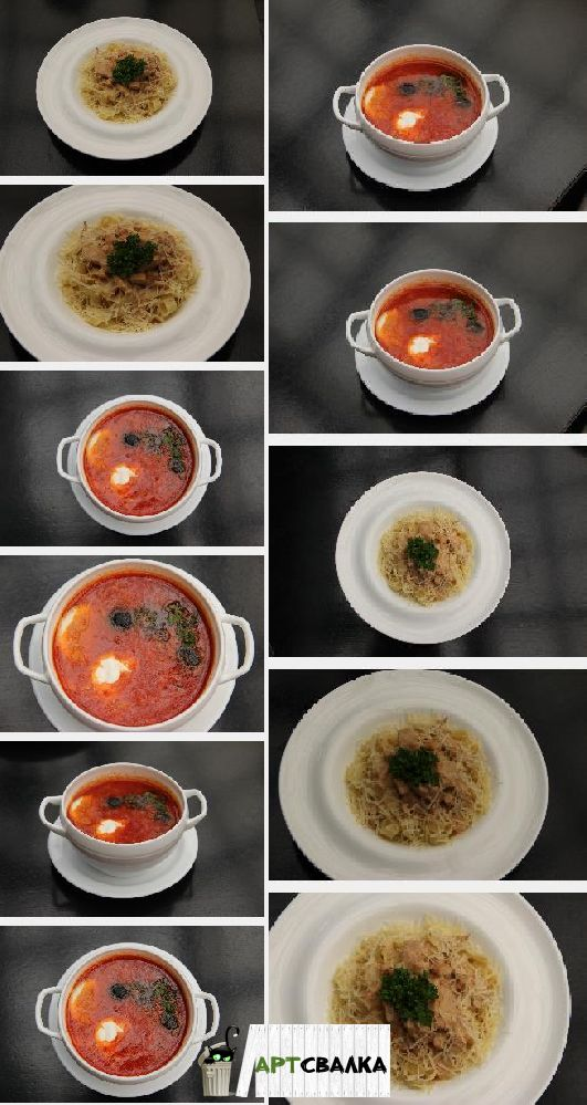 Фотографии супа и борща в hq | Photos of soup and borscht in hq